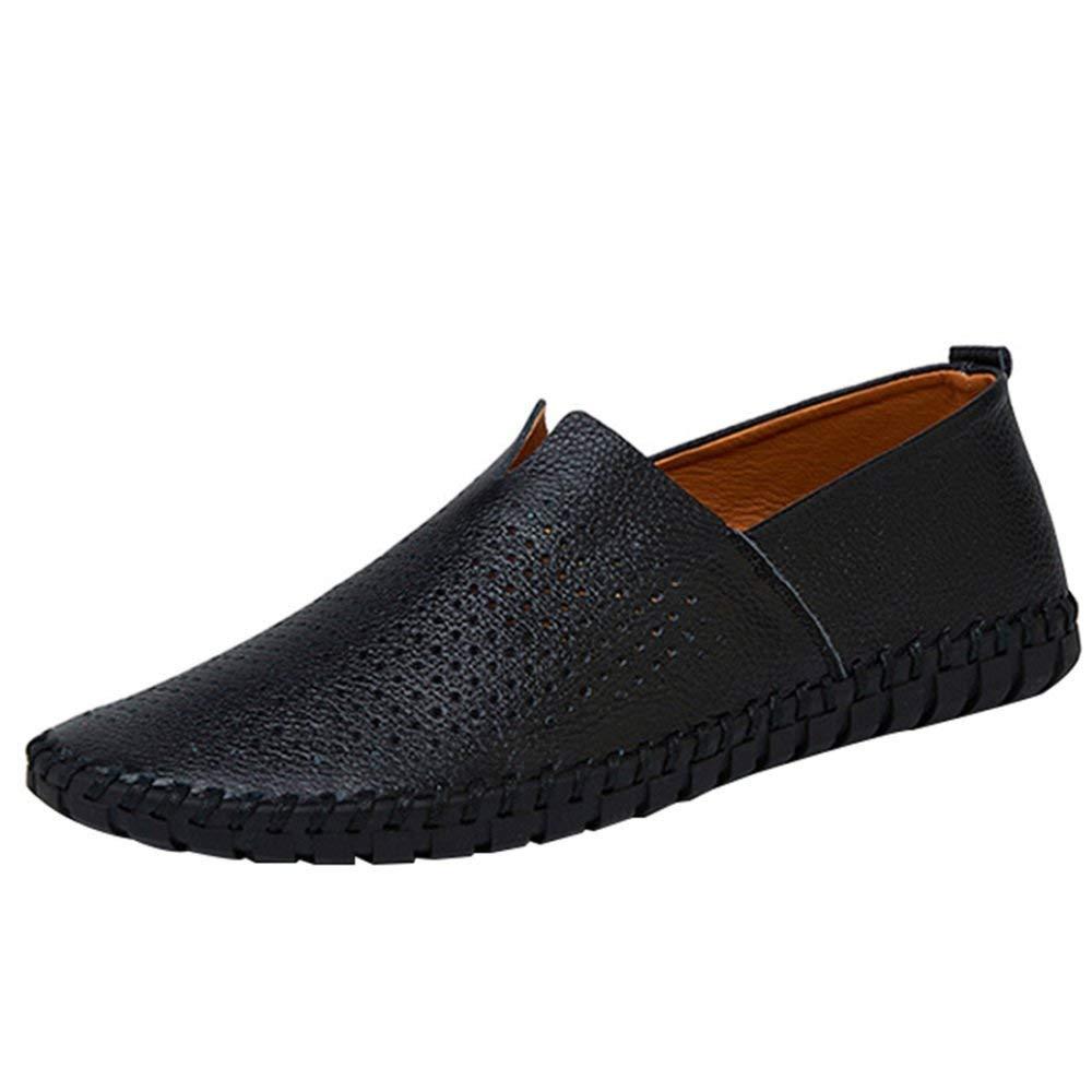 FuweiEncore Segeltuchschuhe Der Männer Beiläufige Schuhe Lofo Schuhe Bequeme Bequeme Faule Schuhe (Farbe   10, Größe   48EU)
