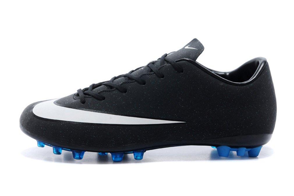 Herren Mercurial Vapor Superfly IIII X AG Cobalt schwarz Niedrig Fußball Schuhe Fußball Stiefel
