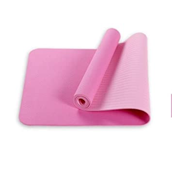 RCFRGVVEVCF Yoga Mat TPE Slip 6 Mm Yoga Mat Fitness Mat ...