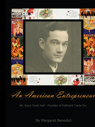 An American Entrepreneur - Mr. Joyce Clyde Hall - Founder of Hallmark Cards Inc.