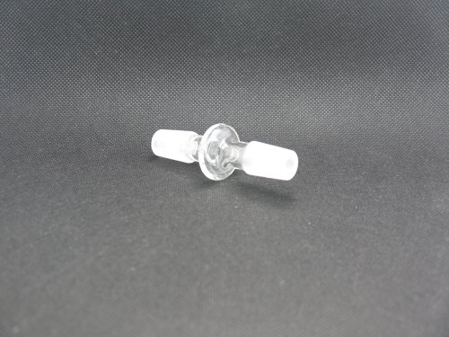 EE(tm) 14mm Frosted scientific Adapter made by glass