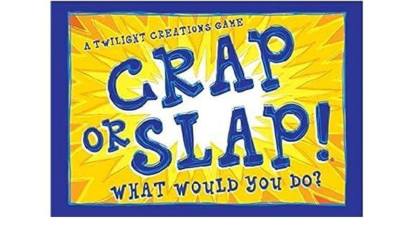 Crap or Slap!: Amazon.es: Juguetes y juegos