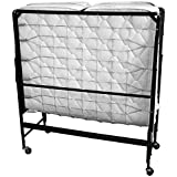 Hollywood Bed Frames Hollywood Bed Rollaway with Memory Foam Mattress, Twin