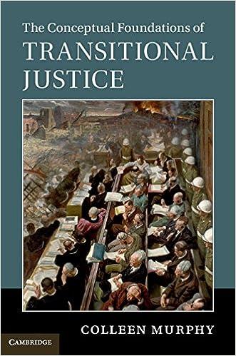 Resultado de imagen para Conceptual foundations of transitional justice
