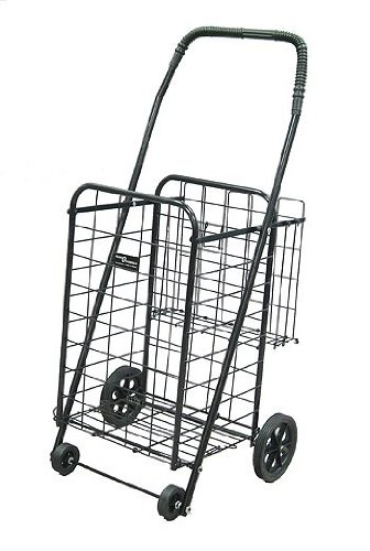Narita Trading 032BL Shopping Cart Mini plus - Blue (Narita Mini Shopping Cart)