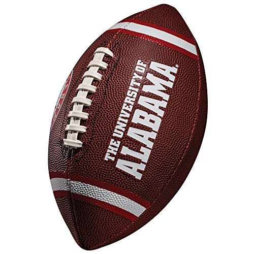 Franklin Sports NCAA Alabama Crimson Tide Football
