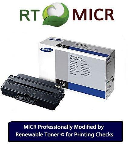 RT Samsung 115 MLT-D115L Genuine OEM cartucho de tóner MICR de ...