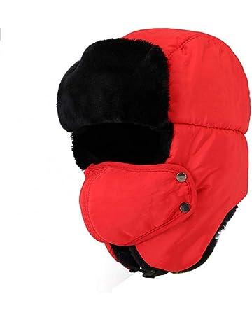 SH-Flying Sombreros De Invierno, Solapa De Oreja De Invierno, Use Una Máscara