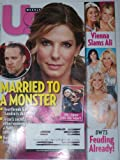 US Weekly Magazine Sandra Bullock Married to a Monster, Vienna Slams Ali of The Bachelor, Dancing with the Stars Feuding Already, Jesse James, Kate Goselin April 5, 2010 Issue #790