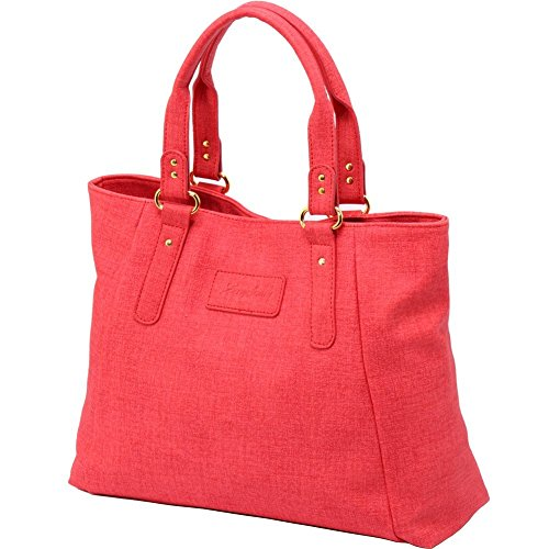 ZMSnow Wholesale Designer PU Leather Tote Satchel Handbags Purse Bag for Women  Girl Work Casual(ZMS-NB-101,Red) - Buy Online in UAE.   zmsnow Products in  ... b604ebd0e3