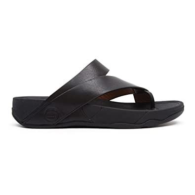 82d060e009e4 Amazon.com  FitFlop Sling Men s Criss Cross Strap Slide Sandals ...