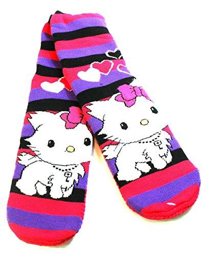 Girls-Charmmy-Kitty-Slipper-Socks