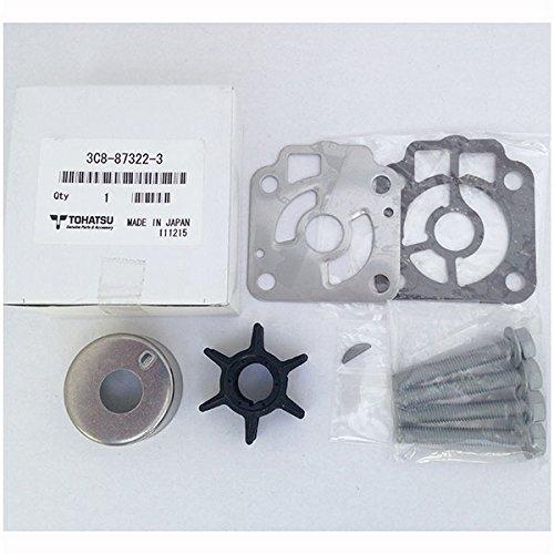Tohatsu Nissan 3C8873223M Water Pump Repair Kit