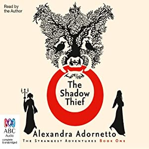 The Shadow Thief Audiobook