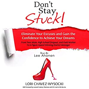 Don't Stay Stuck! Audiobook