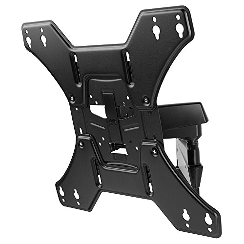 One For All WM4451 Turn and Tilt Wall Mount for 32 - 60-Inch LED/LCD TV - Black by One For All
