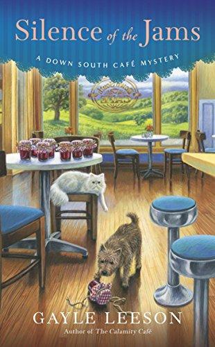 Silence of the Jams (A Down South Café Mystery Book 2)