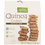 GOGO QUINOA Chocolate Chips Cookies, 396 Gram