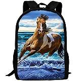 Best Everest Bookbags For Girls - Outdoor Travel Backpack Bag - Fashion Horse Backpack Review