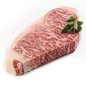 New York Prime Beef - Kobe Japan - 4 x 18 Oz. Steaks - THE BEST STEAK ON THE PLANET via Fed Ex overnight