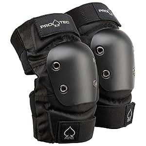 PROTEC Original Street Gear Elbow Pads, Set of 2, Black, Medium