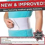 BraceAbility Hernia Belt for Men & Women | Stomach