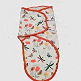 Baby : Swaddle Blanket, Swaddle Wrap BUY 2 FOR $22 Small to Medium 7-14 lbs. Adjustable Infant Baby Wrap Set by Banana Baby Soft Cotton Small to Medium Amazon Swaddle Wrap Butterfly Design