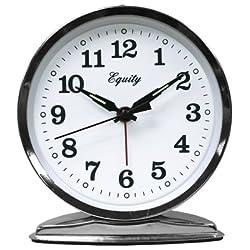 Geneva Clock Company 2100AT Keywind Bell Alarm Clock
