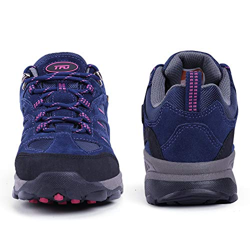 TFO Women's Air Cushion Hiking Shoe Breathable Running Outdoor Sports Trail Trekking Sneaker 3