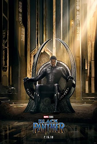 Black Panther 27x40 Movie - Payment Methods Accepted