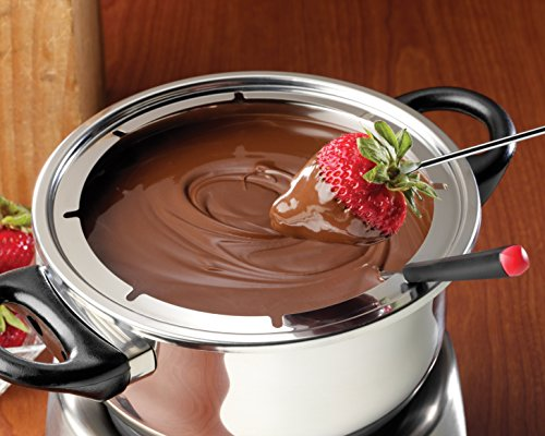 Nostalgia FPS200 6-Cup Stainless Steel Electric Fondue Pot by Nostalgia (Image #8)