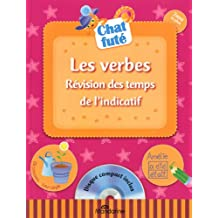 Les verbes: Révisions des temps de l'indicatif - Disque compact inclus