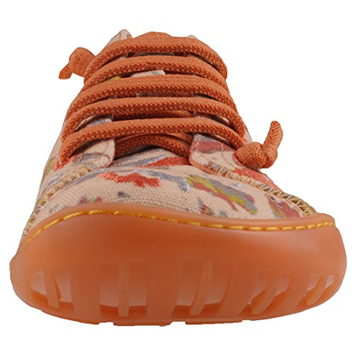 Gemelli Da Camper Scarpe Da Donna Gomma Arancione