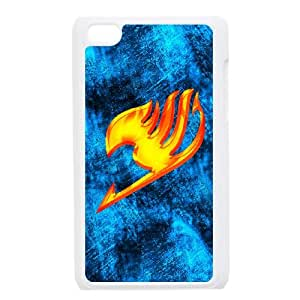 iPod Touch 4 Case White Fairy Tail SUX_159933