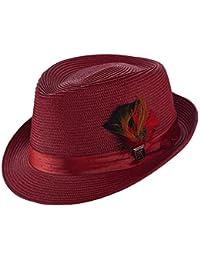 Men's Teardrop Braid Hat