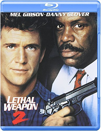Lethal Weapon 2 [Blu-ray] by Warner Home Video
