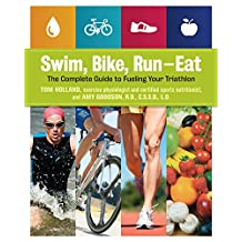 Swim, Bike, Run--Eat: The Complete Guide to Fueling Your Triathlon