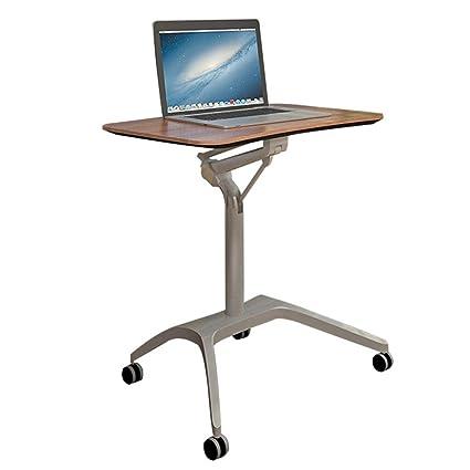 HAIPENG Tavolino Porta PC Tavolo Laptop In Piedi Scrivania ...