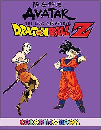 93 Dragon Ball Z Coloring Book Pics HD