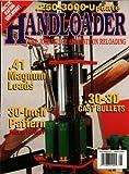 Handloader Magazine - August 1995 - Issue Number 176