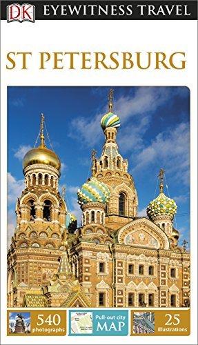 DK Eyewitness Travel Guide: St Petersburg by DK - St Malls Shopping Petersburg