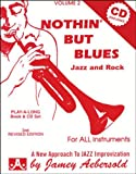 Volume 2, Nothin' but Blues, Jamey Aebersold Jazz, 1562241281