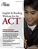 English and Reading Workout for the ACT (College Test Preparation)