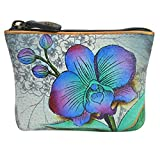 Anuschka Coin Pouch FF, Floral Fantasy, One Size