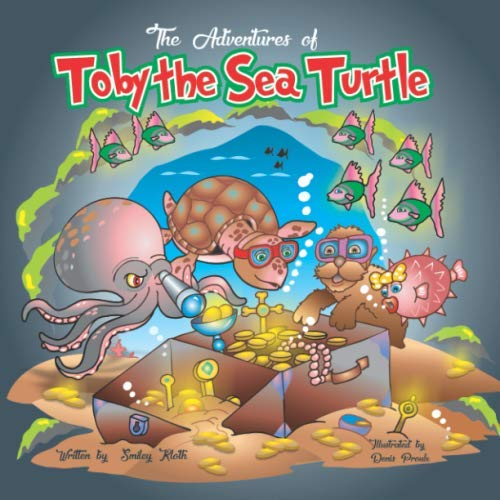 The Adventures of Toby the Sea Turtle