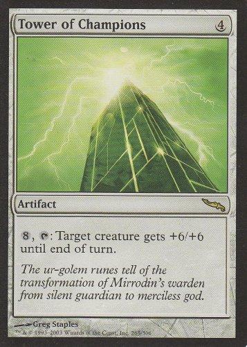 Tower of Champions (Magic the Gathering : Mirrodin #265 Rare)