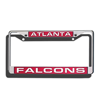 Amazon.com : Rico Industries NFL Atlanta Falcons Laser Cut Inlaid ...