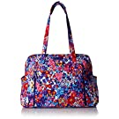 Vera Bradley Large Stroll Around Baby Shoulder Bag, Impressionista, One Size
