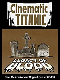 amazoncom cinematic titanic legacy of blood trace