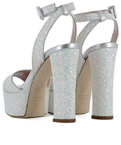 Giuseppe Zanotti Design Dame I700053006 Weiss Leder Sandal UZVvZ59